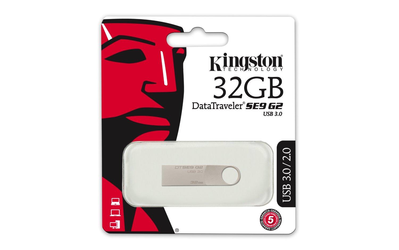 Kingston Memoria USB de 32 GB 3.0 imagen