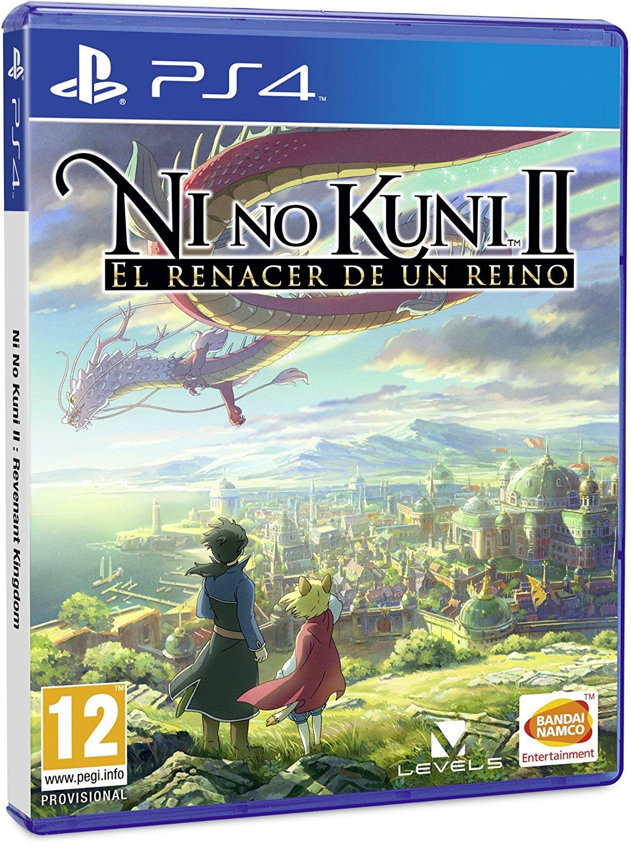Ni No Kuni II: El Renacer De Un Reino - Estándar (PS4) imagen