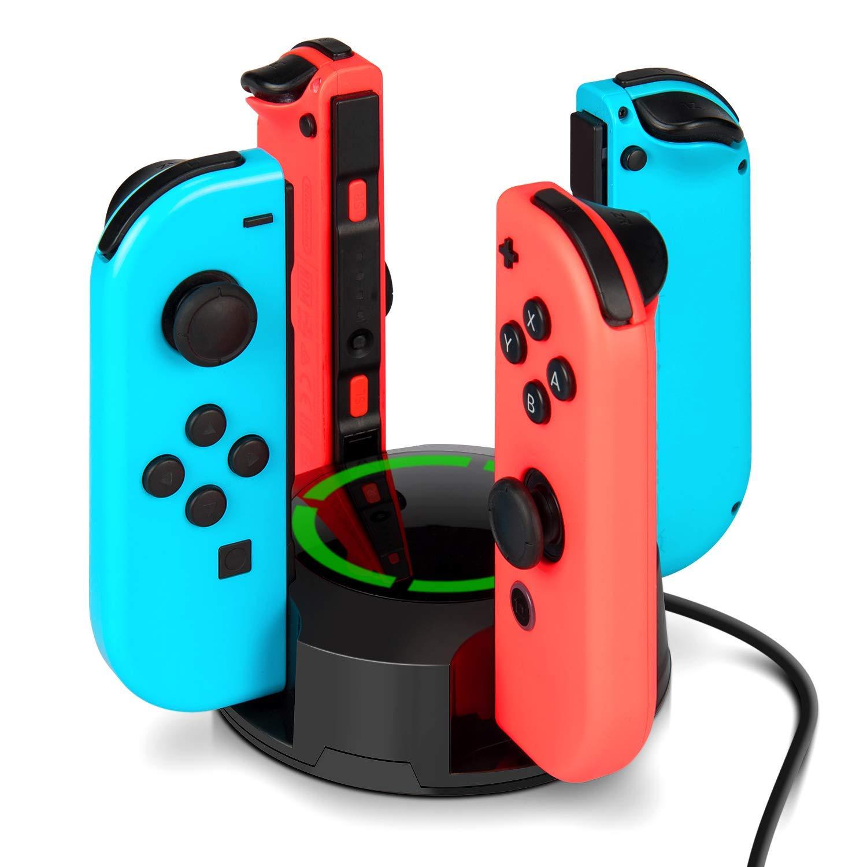 Dock de carga para Nintendo Switch Joy Con imagen