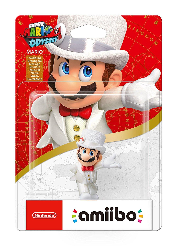 Amiibo Mario Odyssey imagen