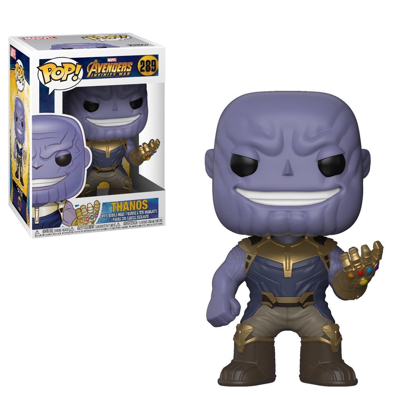 Funko POP! - Marvel: Avengers Infinity War: Thanos imagen