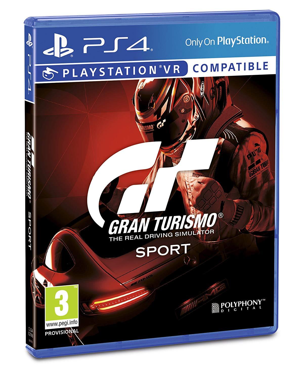 Sony Gran Turismo Sport - Edición Estándar imagen