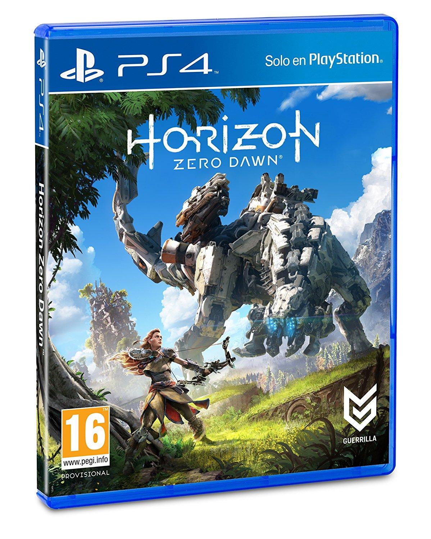 Horizon Zero Dawn - Edición Normal imagen