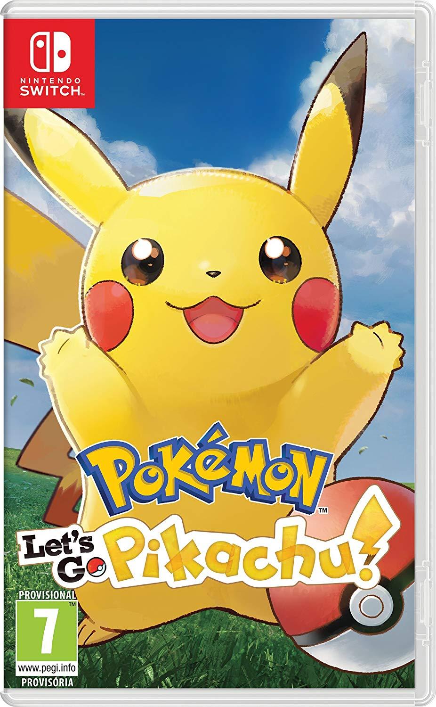 Pokémon: Let's Go, Pikachu! imagen