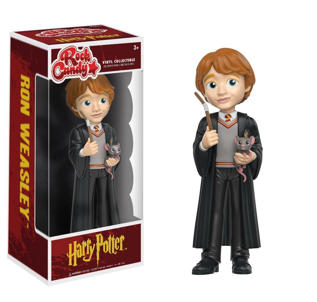 Harry Potter Figura de vinilo Ron, colección Rock Candy imagen