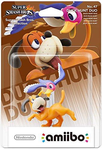 Amiibo Smash Duo Duck Hunt imagen