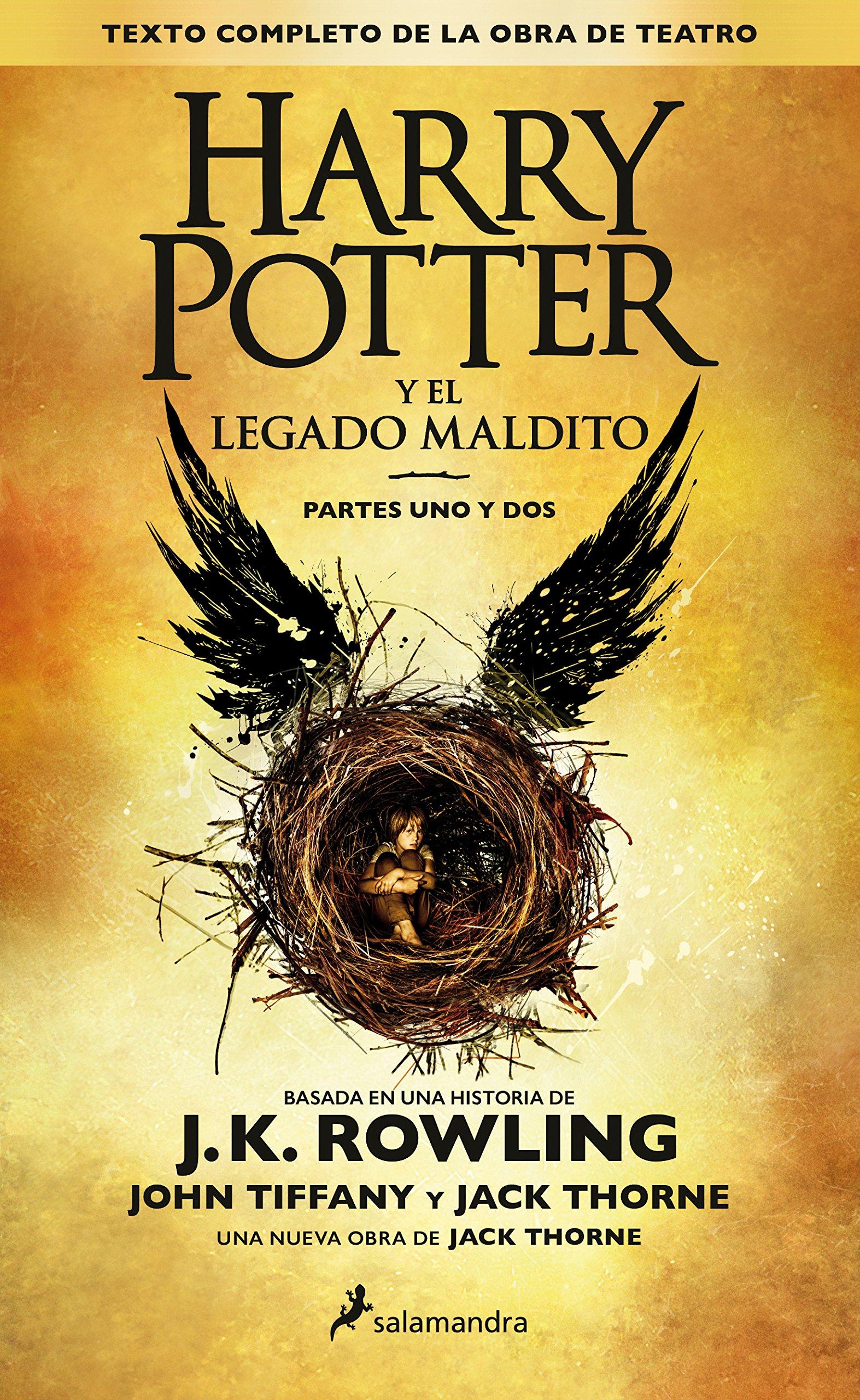 Harry Potter y El Legado Maldito imagen