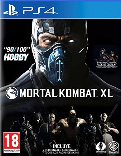 Mortal Kombat XL imagen
