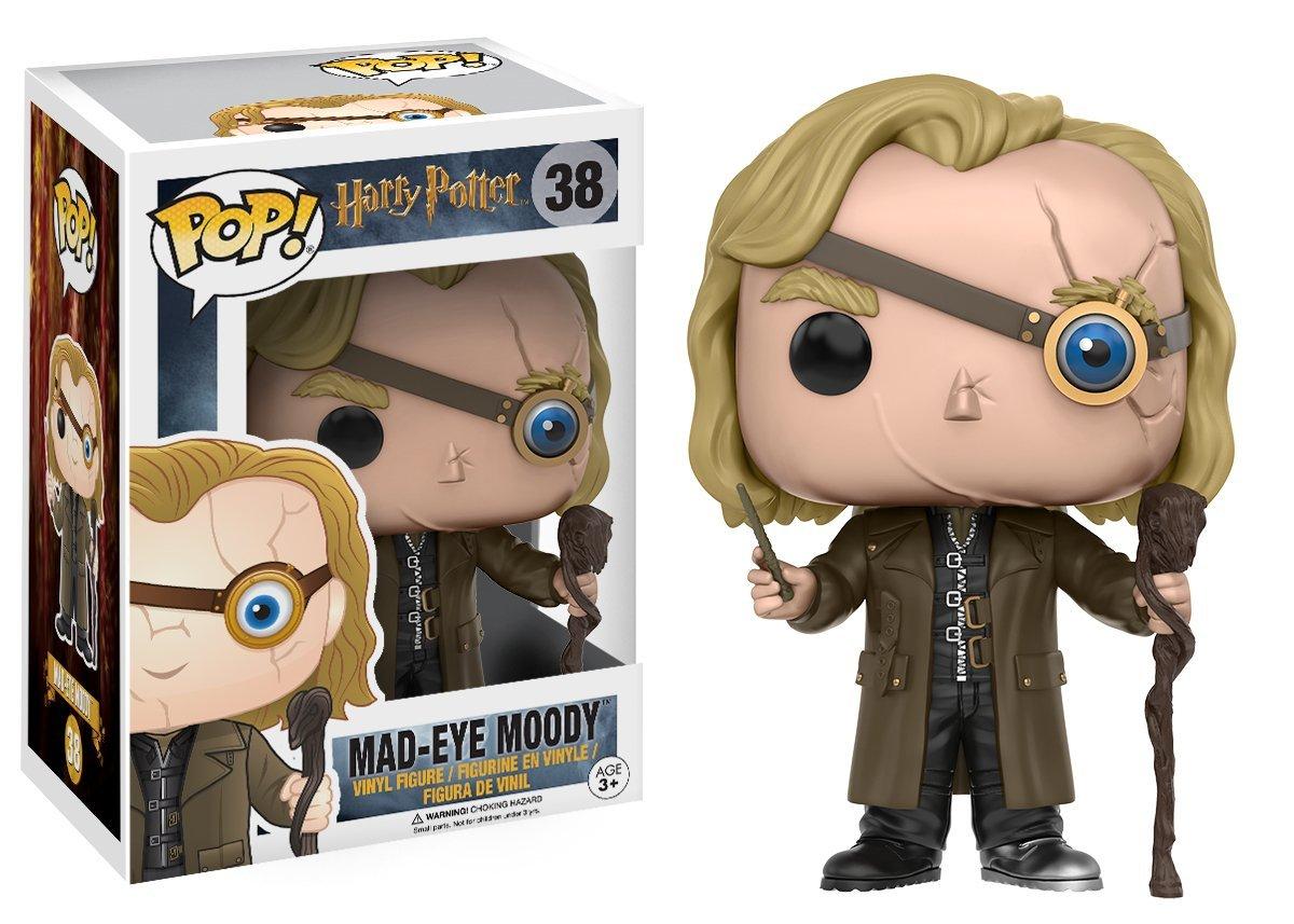 FunKo POP! Harry Potter - Mad-eye Moody imagen