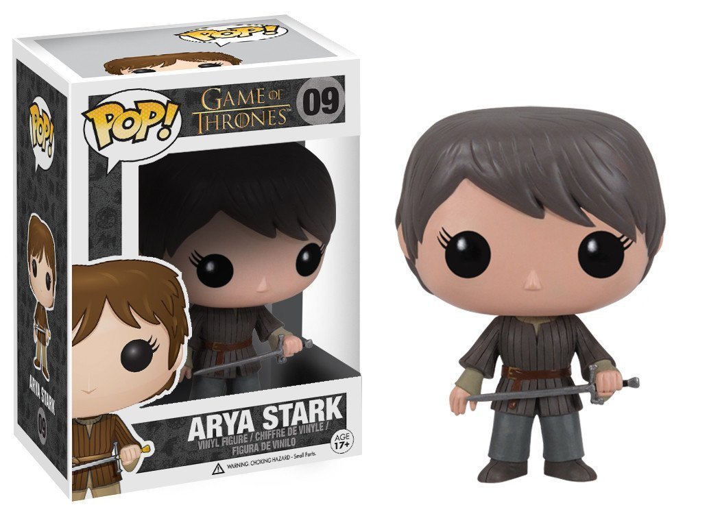 FunKo POP! Vinilo - Game of Thrones: Arya Stark imagen