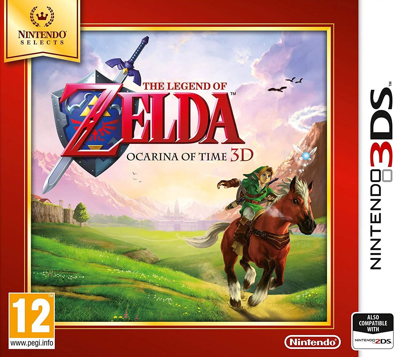 The Legend Of Zelda: Ocarina Of Time (Nintendo Selects) imagen