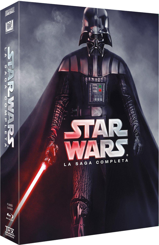 Star Wars (I-VI) [Blu-ray] imagen