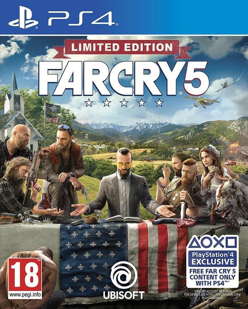 Far Cry 5 - Edición Limited [Exclusiva Amazon] imagen