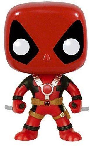 FunKo POP! Bobble - Marvel: Deadpool Two Swords imagen