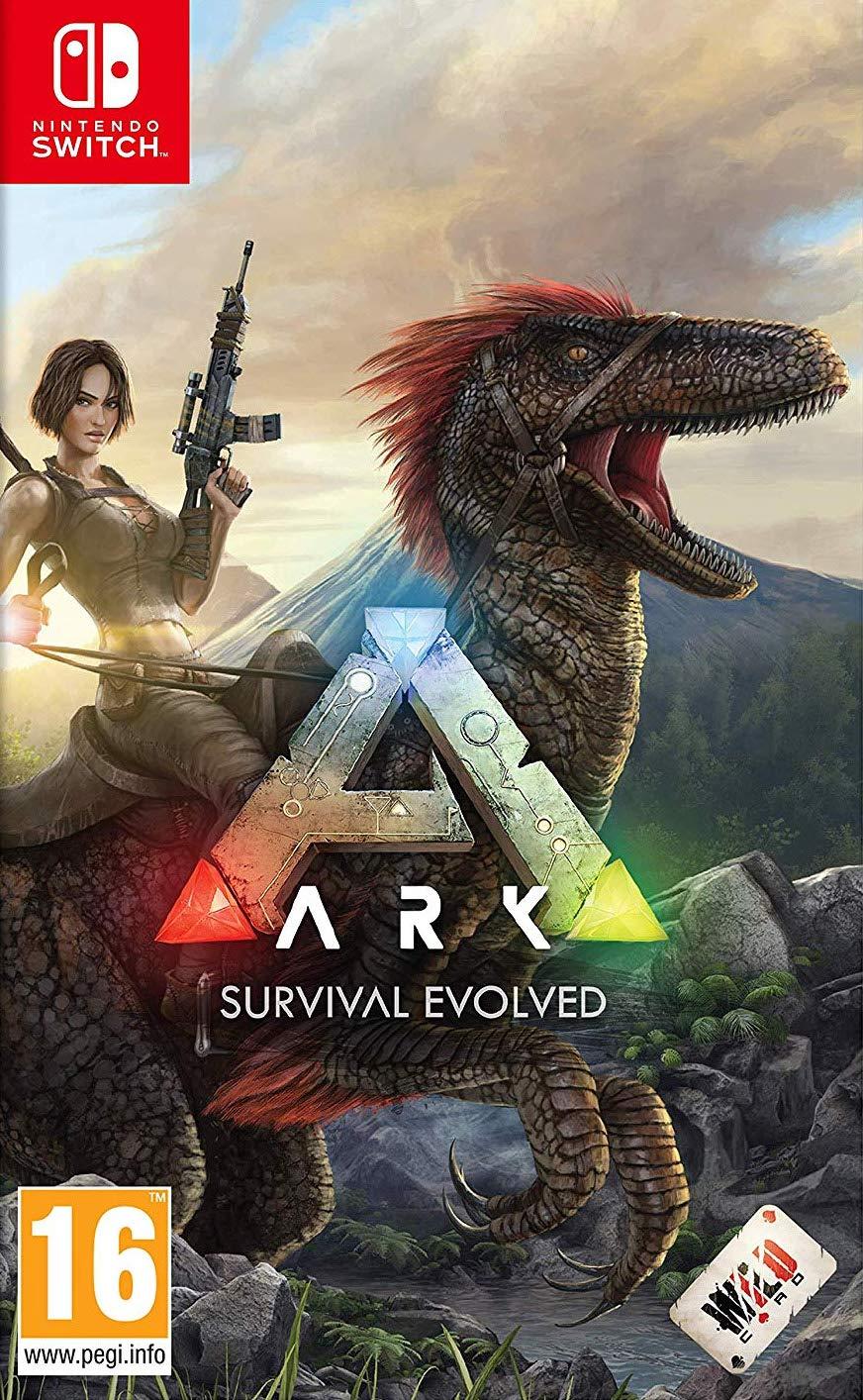 Ark Survival Evolved - Edición Estándar (Nintendo Switch) imagen