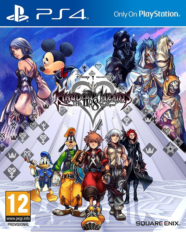 Kingdom Hearts HD 2.8 Final Chapter Prologue - Standard Edition imagen