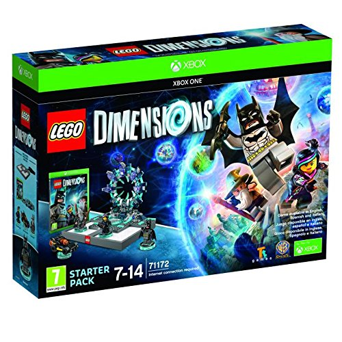 LEGO - Starter Pack Dimensions (Xbox One) imagen
