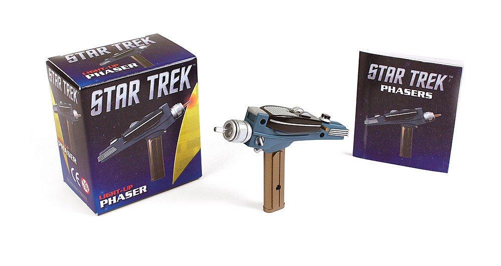 Star Trek. Phaser (Running Press Mini Kit) imagen