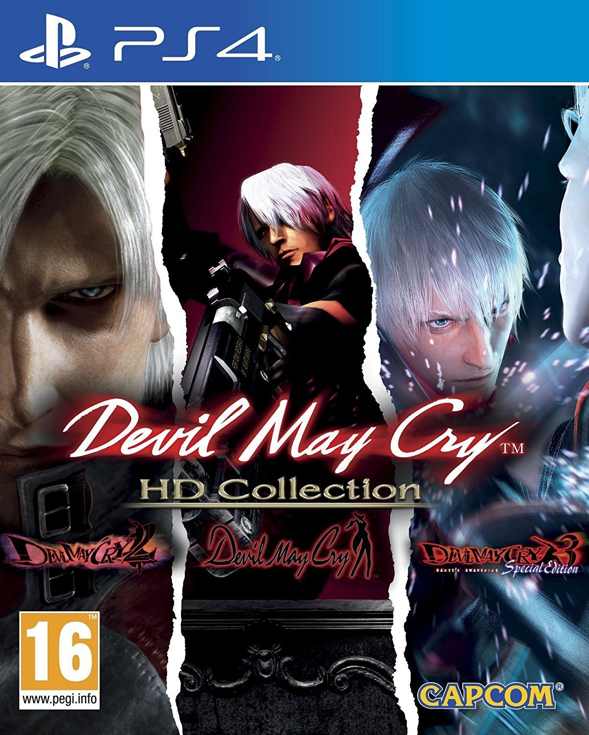 Devil May Cry: HD Collection imagen