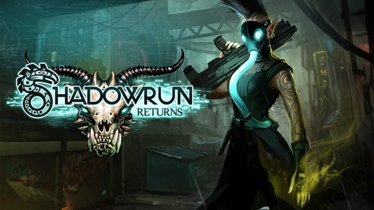 ShadowRun Returns Deluxe imagen