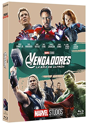 Vengadores: La Era De Ultrón - Edición Coleccionista [Blu-ray] imagen