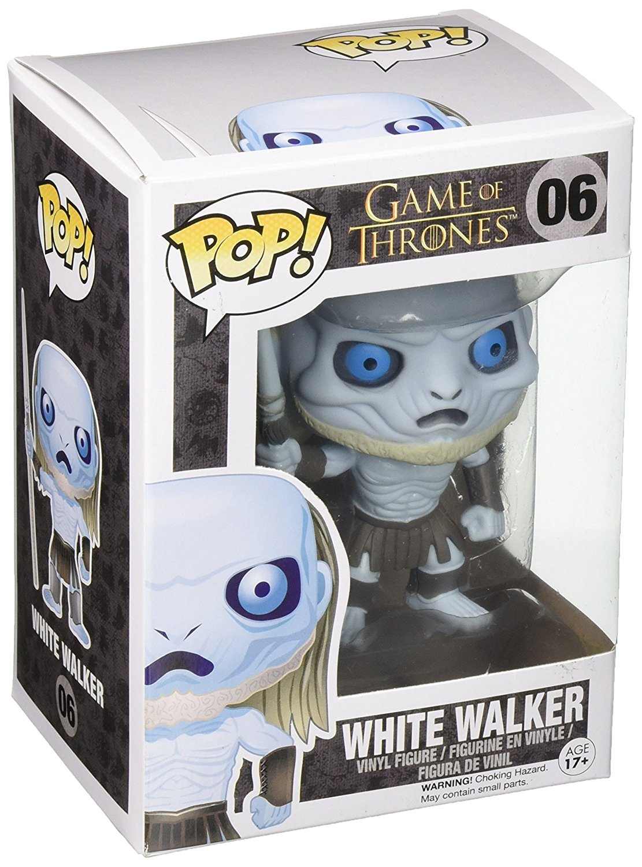 FunKo Pop! - Vinyl: Game of Thrones: White Walker imagen