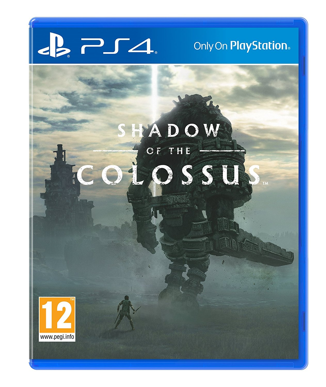 Shadow Of The Colossus (PS4) imagen