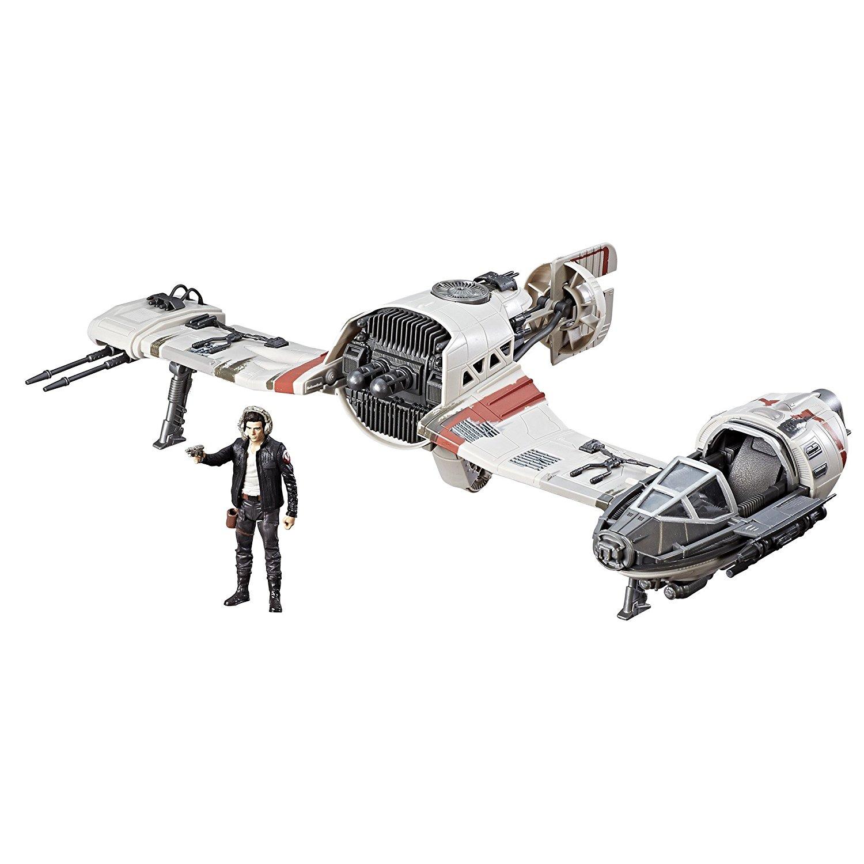 Star Wars - Ski Speeder de la Resistencia (Hasbro) imagen