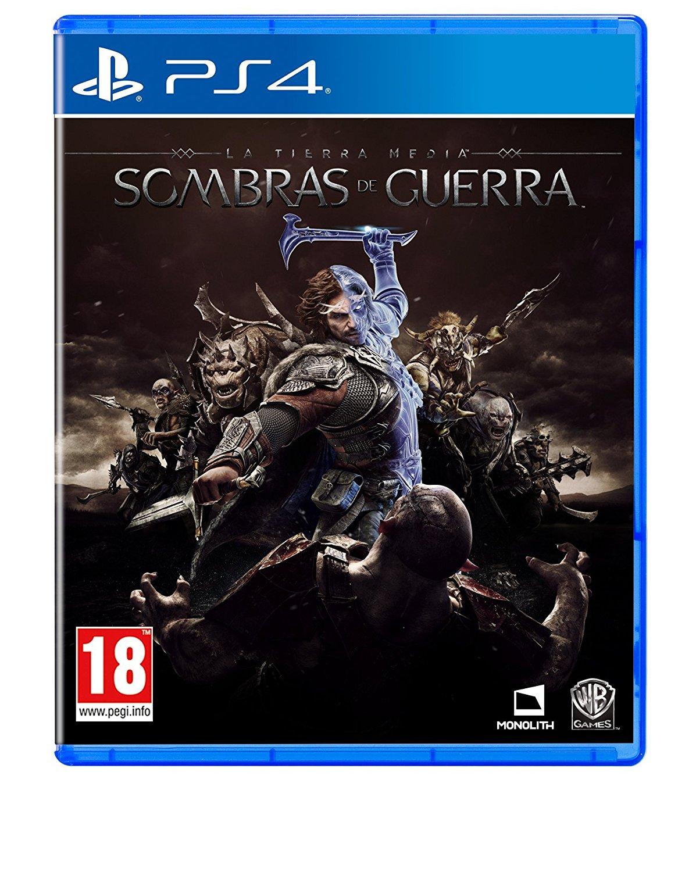 La Tierra Media: Sombras De Guerra (PS4) imagen