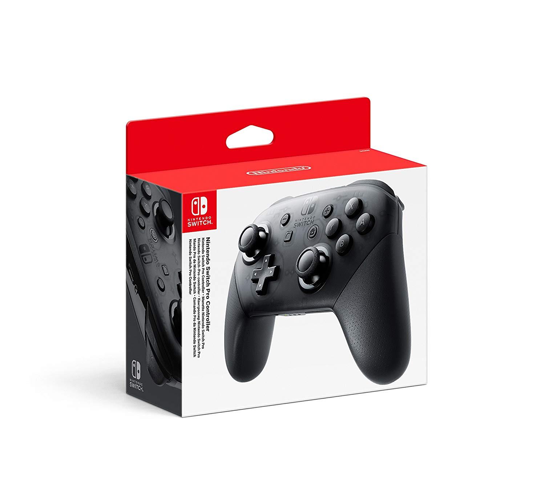 Nintendo Switch - Mando Pro Controller, Con Cable USB imagen