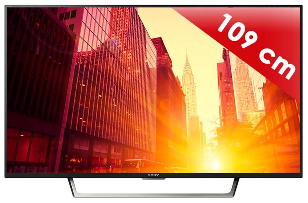 SMART TV LED 43 pulgadas SONY KDL-43WE750 FULL HD imagen
