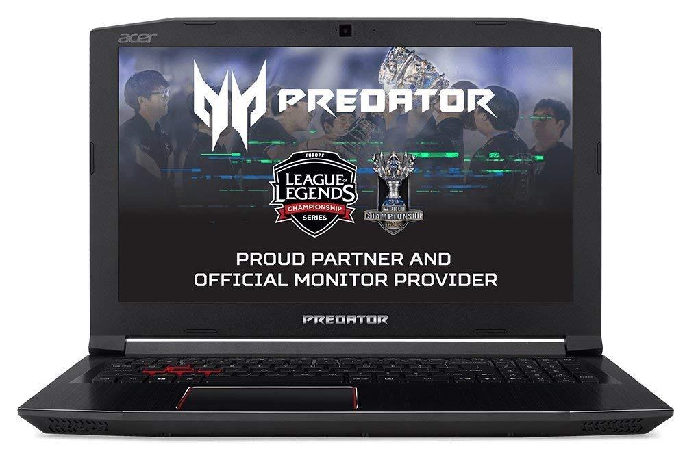 Acer Predator PH315 Helios 300 - Ordenador portátil de 15.6 pulgadas imagen
