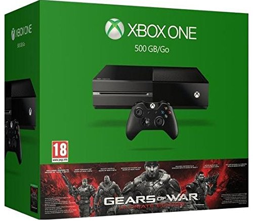 Xbox One - Consola + Gears Of War: Ultimate Edition imagen