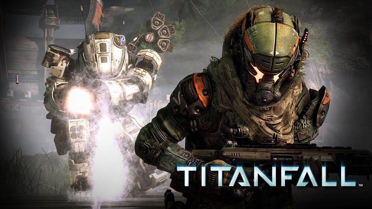 Titanfall imagen
