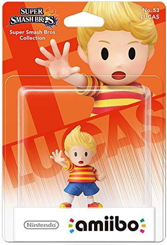 Amiibo Smash Lucas imagen
