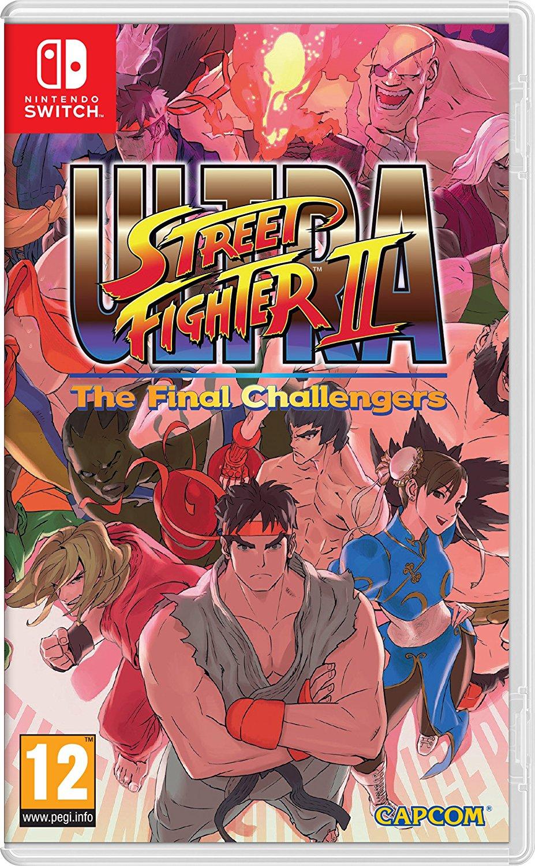 Ultra Street Fighter II: The Final Challengers imagen
