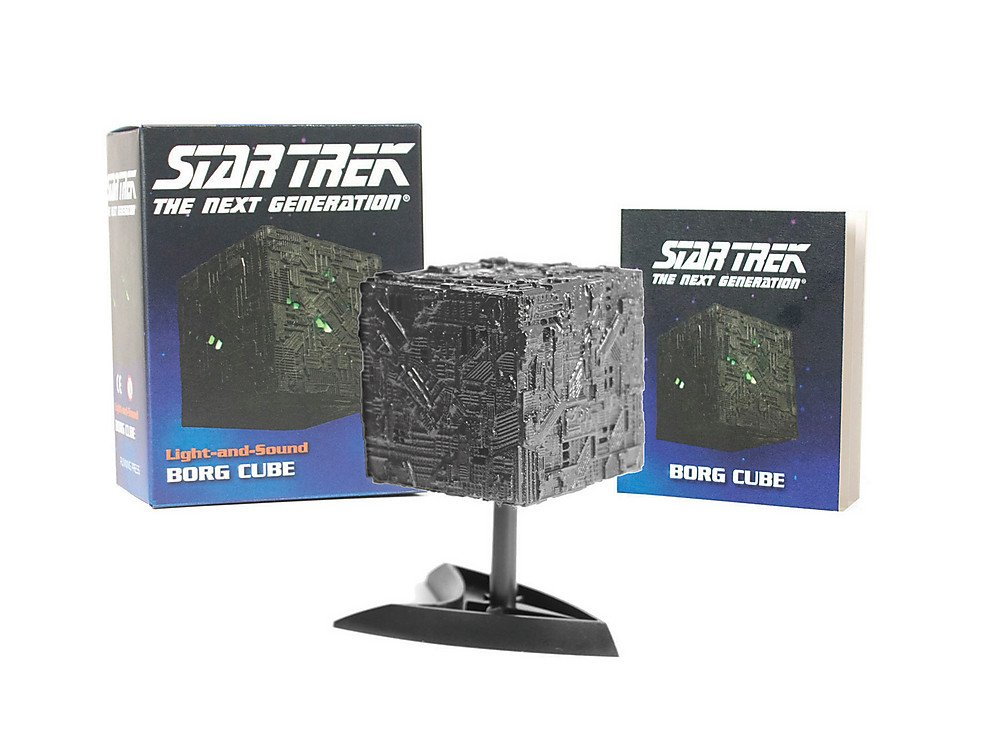 Star Trek. Light-and-sound Borg Cube (Miniature Editions) imagen