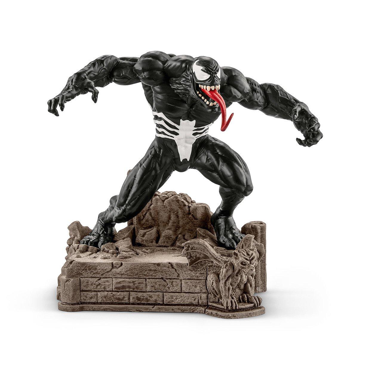 Schleich Marvel - Figura Venom, 16,2 cm imagen