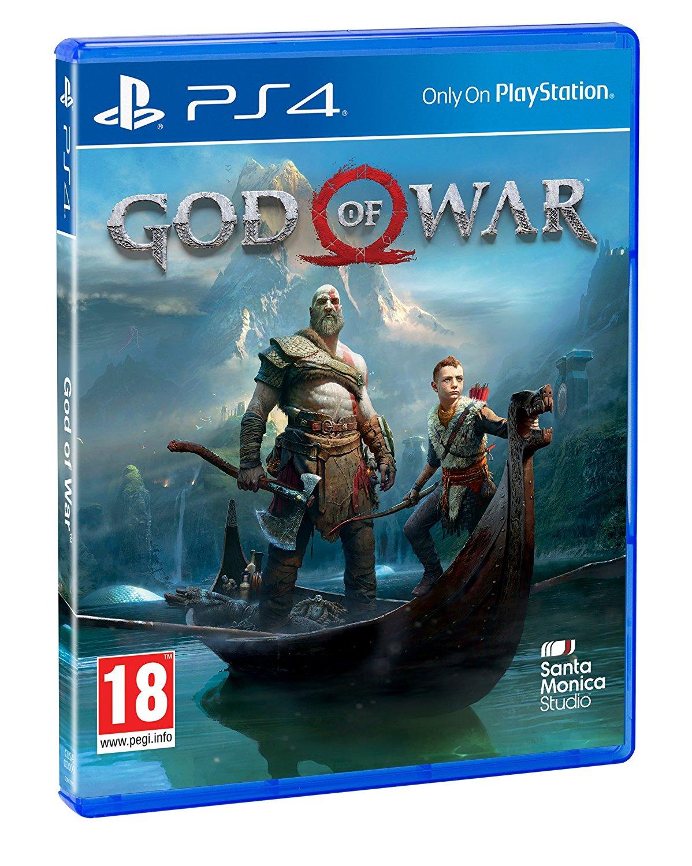 God Of War - Edición Estándar (PS4) imagen