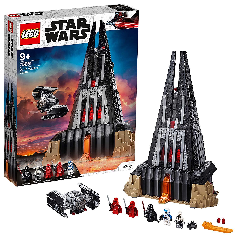 LEGO Star Wars - Castillo de Darth Vader imagen