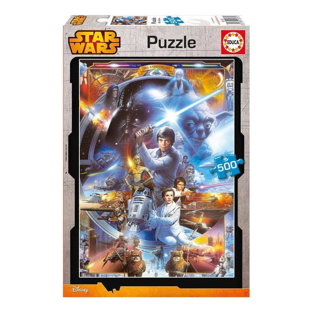 Star Wars Educa Puzzles (500 piezas) imagen