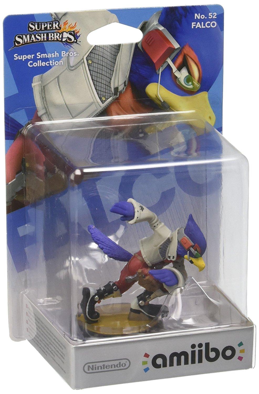 Amiibo Smash Falco imagen