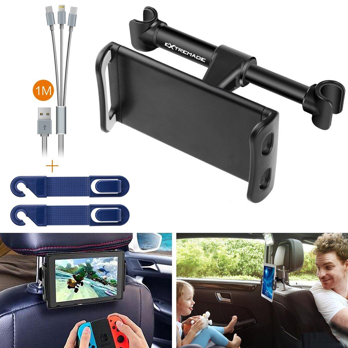 Soporte Nintendo Switch (reposacabezas del coche) imagen