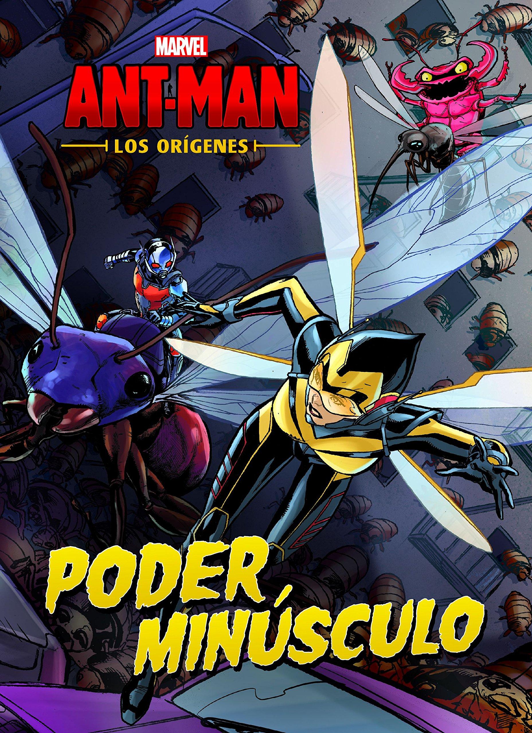 Ant-Man: Los orígenes imagen