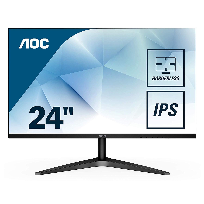 "AOC 24B1XHS – Monitor IPS de 24"" Full HD imagen"