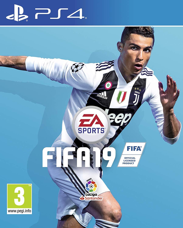 FIFA 19 – Edición Estándar (PS4) imagen