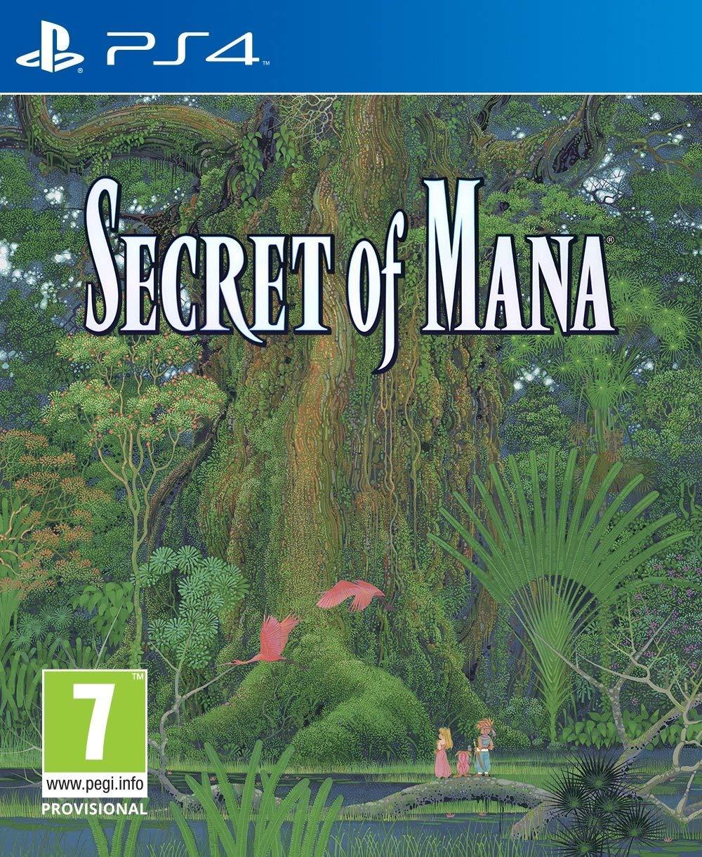 Secret Of Mana imagen