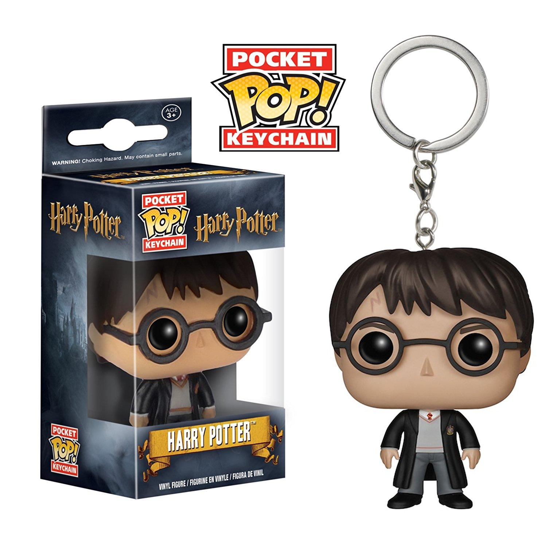 FunKo Pocket POP! Keychain - Harry Potter: Harry Potter imagen