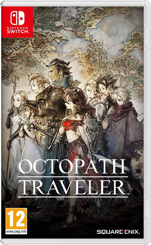 Octopath Traveler - Edición Estándar imagen