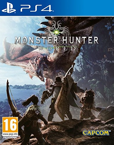Monster Hunter: World (PS4) imagen